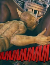 Redrobot3D Tales of Hallow - Goblin Layer - part 2