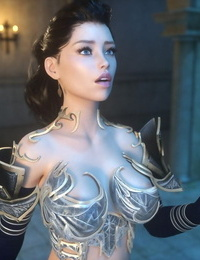 LanasyKroft Warrior Lilu - Crystal Return