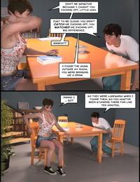 Sindy Anna Jones ~ The Lithium Comic. 02: Bodies in Orbit