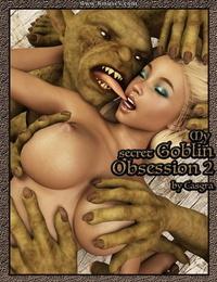 Casgra - MY SECRET GOBLIN OBSESSION - issue 2
