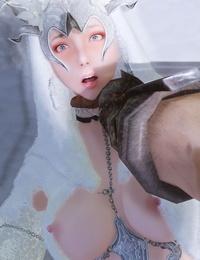YuiH skyrim - White dear