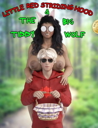 Breedingduties Little Red Striding Hood & The Big Tiddy Wolf Homestuck