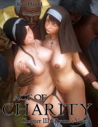 KainHauld Act of Charity: Chapter 3 - Ryunas Vows