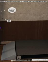 DBComix New Arkham for Superheroines 2 - The Great Escape - part 3