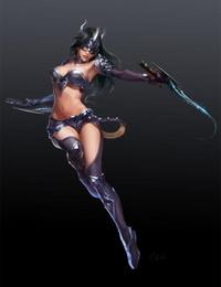 Fantasy Art 3d- CG- others - part 3