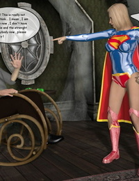 nightwing3000Back to the past Starring Supergirl ENG