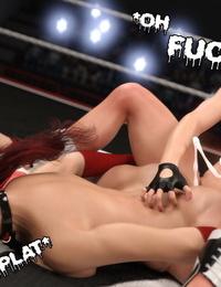 Squarepeg3D The F.U.T.A – Match 02 – Toxin vs Red Death - part 4