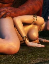X3Z Elven Desires 5 - Lost Innocence 2 - part 5