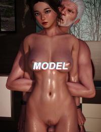 PLASTIC MODEL - part 3