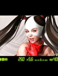 Marider Heroine Shioki Heya - Heroine Execution Room Kekko Kamen- Maboroshi Panty