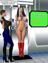 3D Project Slavegirl - part 3