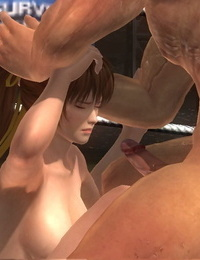 Dead or Alive 5 LR - EVERYBODY WANTS TO FUCK KASUMI :D - part 3