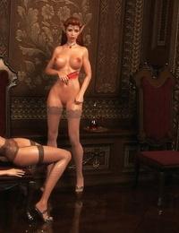 X3Z Elven Desires - Undercover Part 1