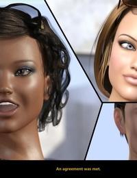 Bobbytally The Wondeful Sexlife of Maya & Megan 1 - 4 - part 2