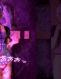 Sakaki Io Yuusha Haiboku ~Kyousei Mesu-ka Netorare Choukyou~ - part 2