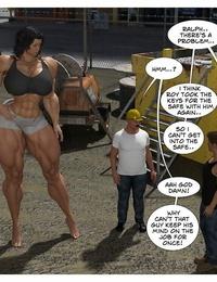 Amys Strength 2: True Strength - part 2