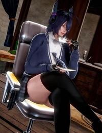 Tagosaku Suspicious person in guardian office - part 2
