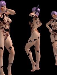 My 3d xnalara gallery collection by bakayaro00 - part 3
