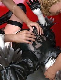V1z3t4 NieR Automata A2 2B sex femdom play NieR: Automata - part 5