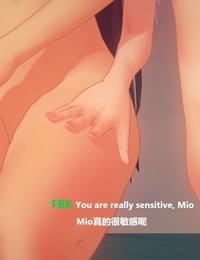 Brother3 The fountain of Yuri - 百合之泉 Ookami Mio- Shirakami Fubuki Chinese- English - part 3