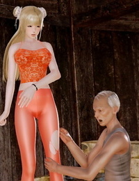 Magical Angel in Pantyhose 魔法天使的絲襪事 Chapter 3 - Leg Models in Trouble 腿模攝影姦獄 Chinese
