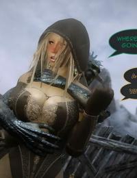 Skyrim Stories: Sirrae - Bad Ending #0 - part 3