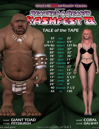 Beauties & Beasts - Bashfest II