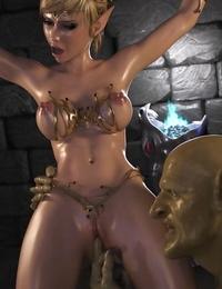 X3Z Dungeon Origins - part 2