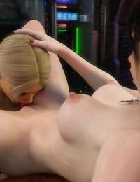 3DZen Residential Evil XXX 4 - part 2