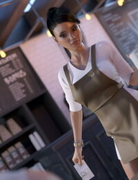 Forged 3DX Coffee Shop